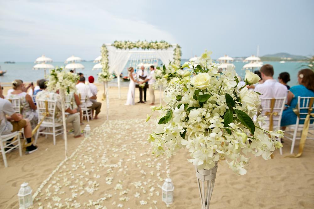 海外での結婚式を家族だけで!